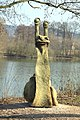 Bělohrad Pardoubek socha 2014 12.jpg