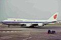 B-2469 B747-49L SCD Air China SFO 22JAN99 (6516623457).jpg