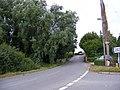 B1116 Station Road, Framlingham - geograph.org.uk - 1960114.jpg