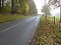 B1246 towards Warter - geograph.org.uk - 1563500.jpg