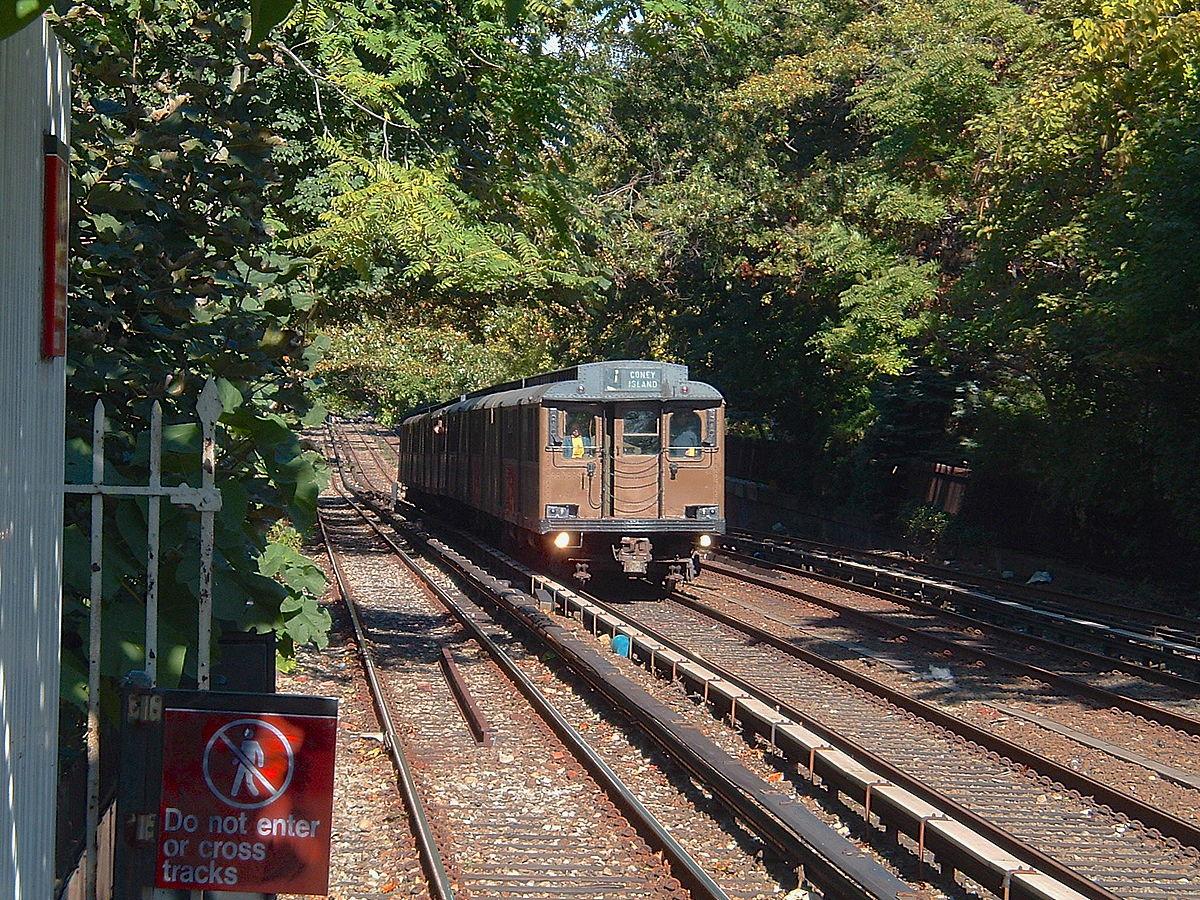 D Type Triplex New York City Subway Car Wikipedia
