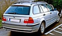 BMW Series E Wikipedia - Bmw 3 series e46