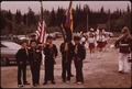 BOY SCOUT TROOPS READY FOR MEMORIAL DAY PARADE AT THE LITTLE TOWN OF INLET NEAR THE FULTON CHAIN LAKES - NARA - 554450.tif