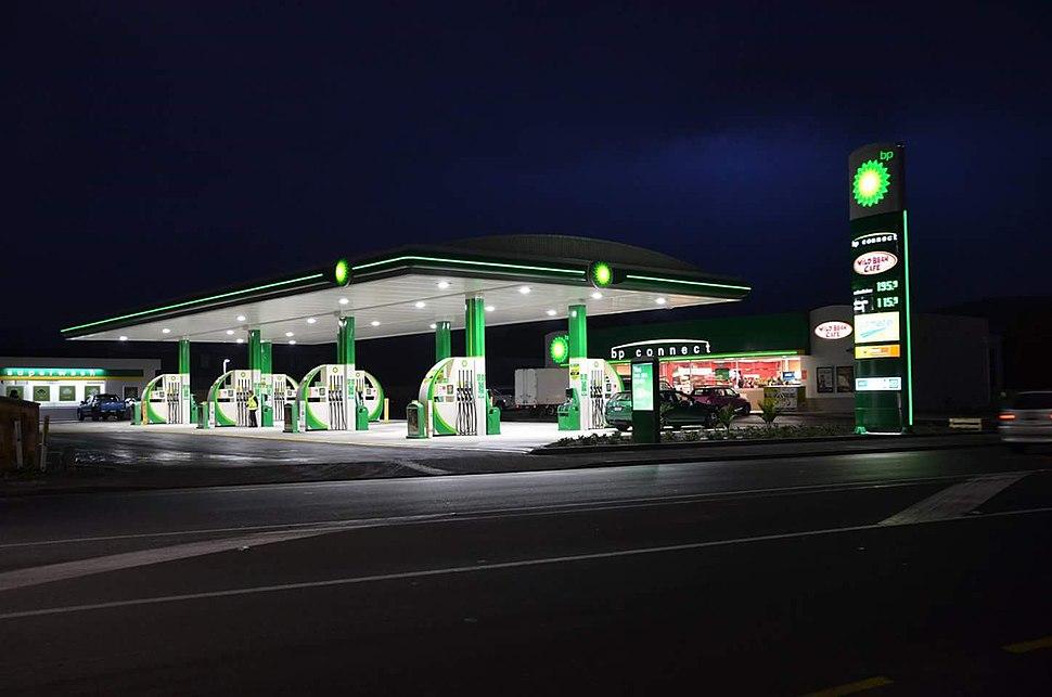 BP Connect Kapiti, New Zealand