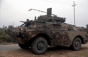 "Polish BRDM-2M-97 ""?bik-B"" armoured ..."