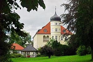 Cafe Restaurant Park Villa Bad Heilbrunn