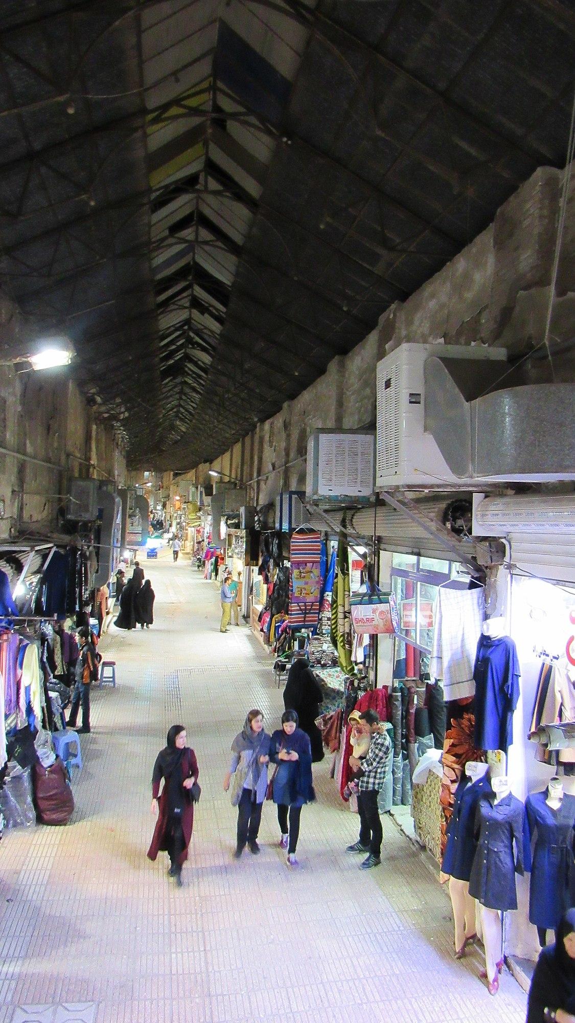 بازار تاریخی سبزوار