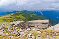 Babia Góra – widok na Kościółki i Cyl.jpg
