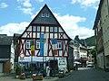 Bacharach – Fachwerk - Blücherstraße - panoramio.jpg