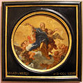 Baciccio, gloria di santa marta, 1672 ca..JPG