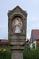 Bad Bocklet, Großenbrach, Bildstock, D-6-72-112-55, 006.jpg
