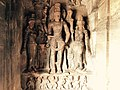 Badami cave-1 Vishnu.jpg