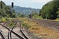 Bahnhof Albshausen 29 - Blick zum Bf vom westlichen Bü.jpg