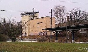 Bad Kleinen station - Signalling control centre