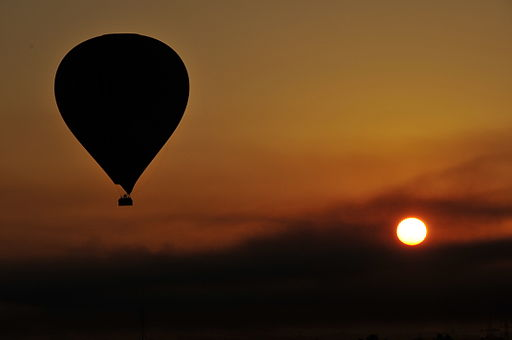 """Experience Gifts Hot Air Balloon Over Luxor Egypt"""