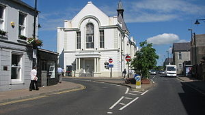 Ballymoney - Image: Ballymoney town hall