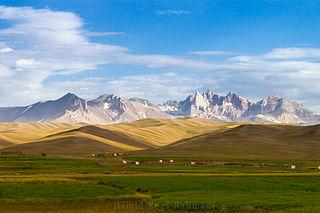 Koh-i-Baba Mountain range in Afghanistan