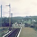 Banavie level crossing and signalbox 1974 - geograph.org.uk - 820573.jpg