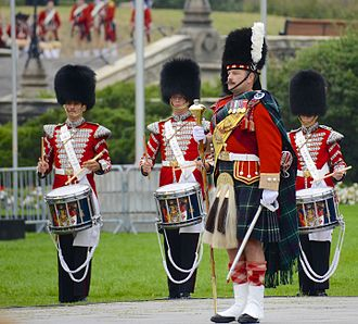 Ceremonial Guard - Band of the Ceremonial Guard at Fortissimo 2012