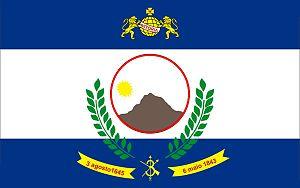 Vitória de Santo Antão - City Flag