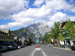 Banff Avenue - Cascade Mountain.jpg