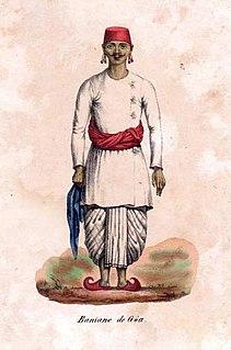 Bania (caste) A sub-caste of Hindus