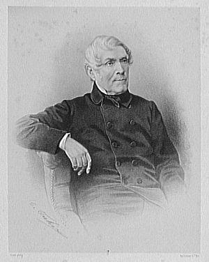 Amable Guillaume Prosper Brugière, baron de Barante - Amable Guillaume Prosper Brugière, baron de Barante.