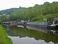 Barges on the Rochdale Canal (2509674512).jpg
