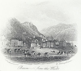 Barmouth from the west