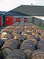 Barrels with a flavour to impart - geograph.org.uk - 286747.jpg