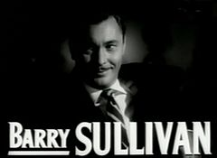 Barry Sullivan