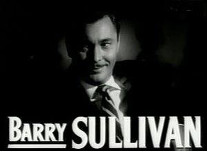 Sullivan, Barry (1912-1994)