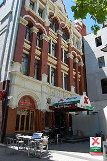 Lyttelton Times Building