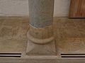Base d'una columna del vestíbul dels banys de l'Almirall, València.JPG
