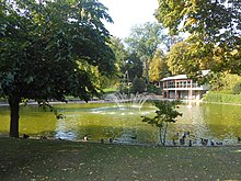 Jardin lecoq wikip dia - Bassin pierre reconstituee clermont ferrand ...