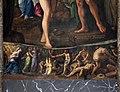 Battista franco detto il semolei, battesimo di cristo tra i ss. francesco e barnardino, 1540-50 ca. 03.jpg