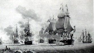 Battle of Les Sables-d'Olonne -