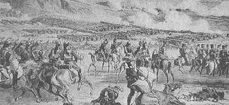 Battle of Teugen-Hausen - Image: Battle of Teugen Hausen