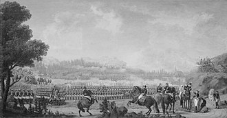 Russo-Swedish War (1788–1790) - The battle of Valkeala in 1790