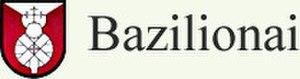 Bazilionai - Image: Bazilionai logo