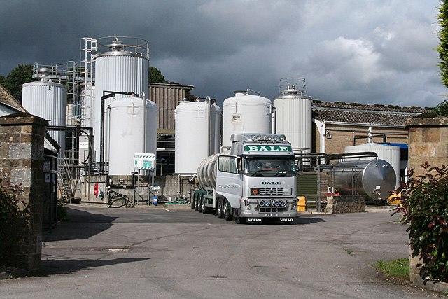 Beaminster, Danisco plant - geograph.org.uk - 922639