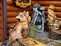 Bears Wood Carvings - panoramio.jpg