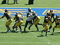 Bears on offense at Colorado at Cal 2010-09-11 12.JPG