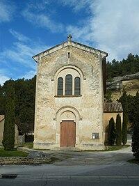 Beaumettes - église.JPG