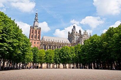 Hoe gaan naar 's-Hertogenbosch met het openbaar vervoer - Over de plek