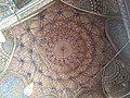 Beautiful pattern inside Wazir Khan Mosque.jpg