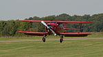 Beech D17S Staggerwing N69H OTT 2013 04.jpg