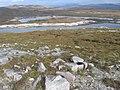 Beinn Dearg towards Loch Dubh - geograph.org.uk - 823396.jpg