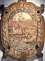 Belagerung von 1656 - Bemalte Holzkartusche von 1660 - Spottbild 2013-01-05 16-26-15.JPG