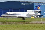 Belgian Air Force, CD-01, Falcon 900B (29372898630).jpg